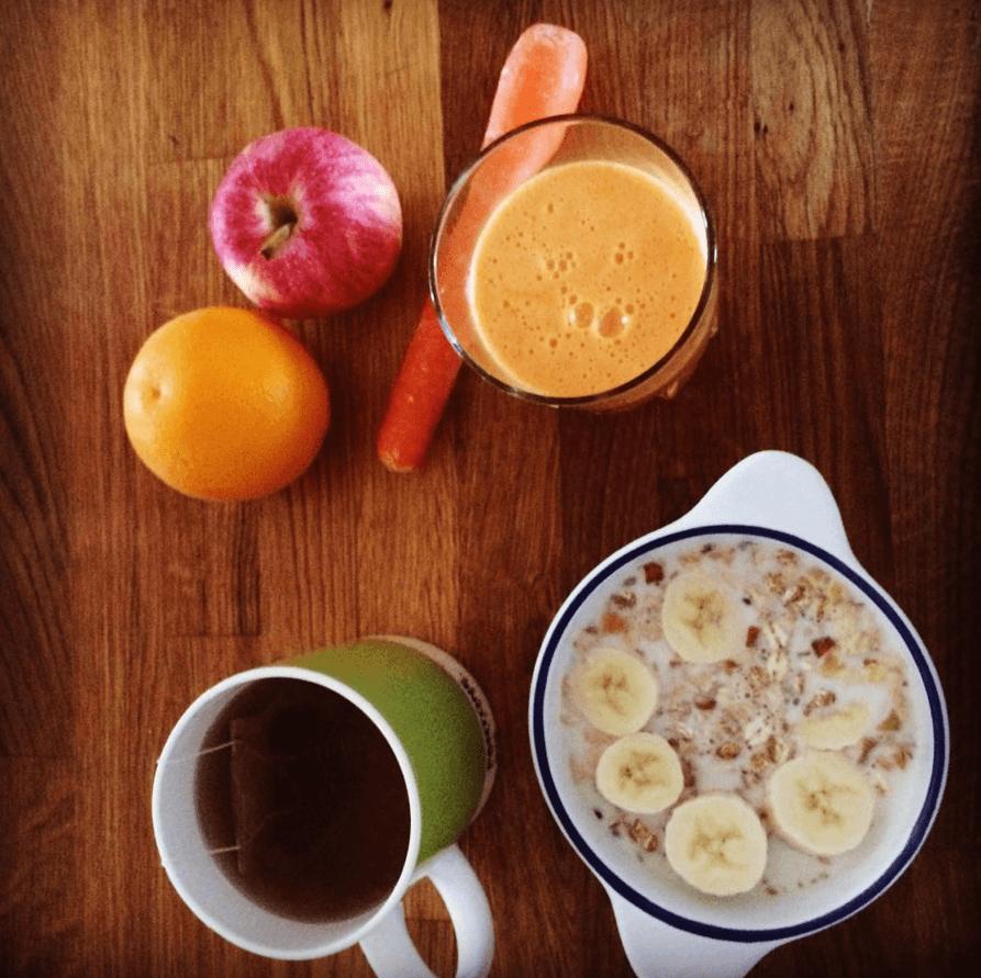 jus et smoothie