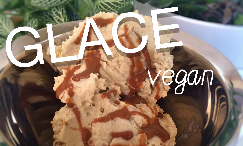 Glace vegan à la pistache