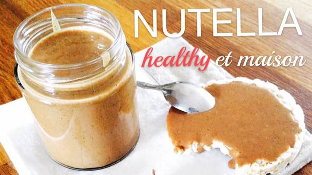 nutella healthy