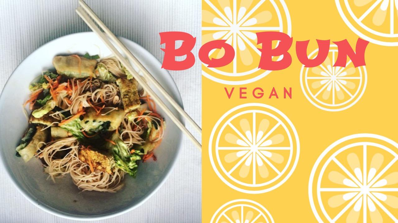 bo bun vegan - recettes végétariennes et vegan - atirelarigot