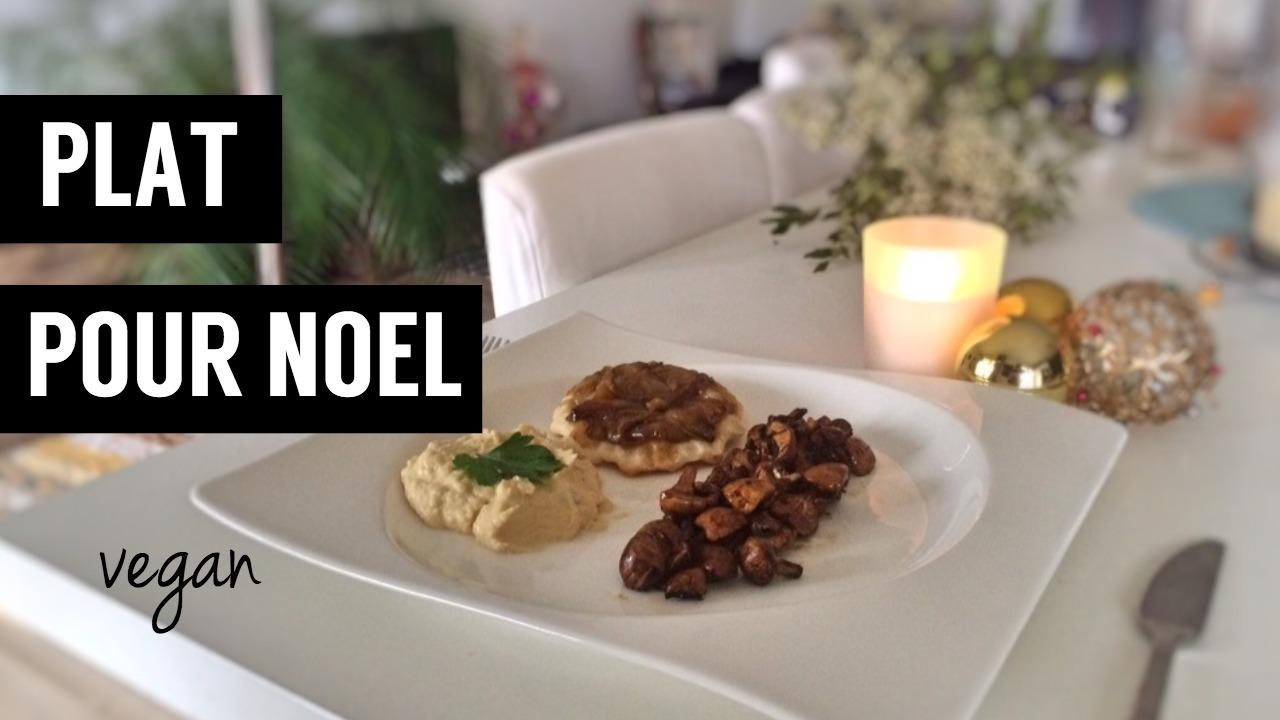 Plat pour noel vegan recettes vegetaliennes a tire larigot - Recette pour noel 2017 ...